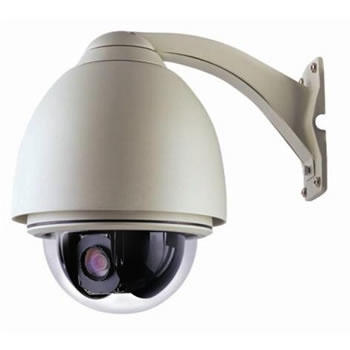 O series outdoor Intelligent High Speed Dome Camera