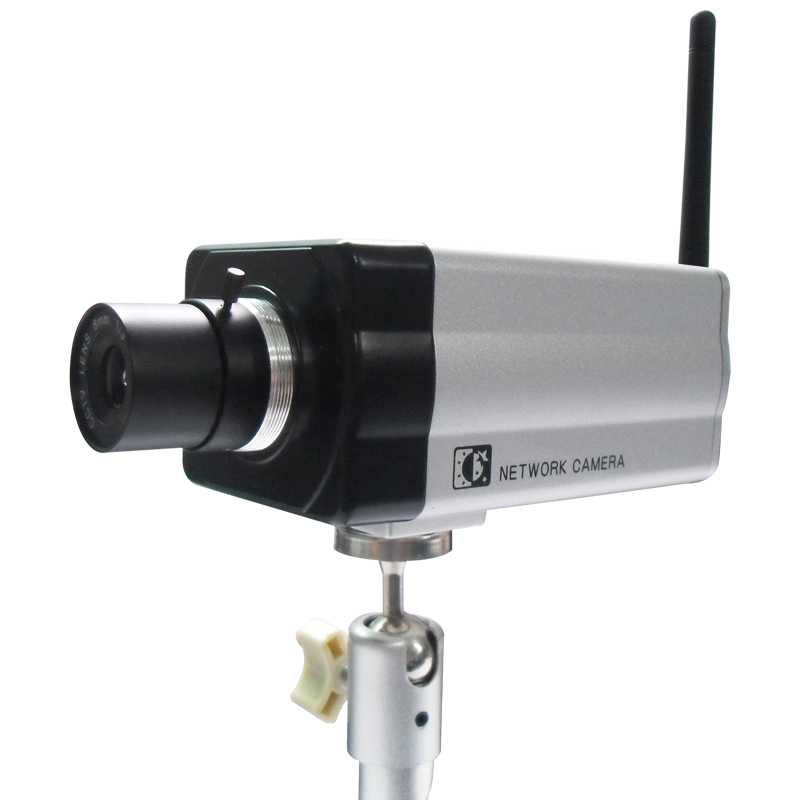 Wifi H.264 Mega 720P IP Camera with two Way Audio Network Camera