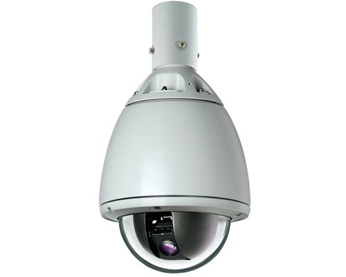 Outdoor IP Pan/Tilt/Zoom OSD High Speed Dome Camera