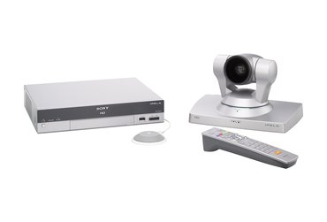 Sony PCS-XG55 HD Video Conferencing System